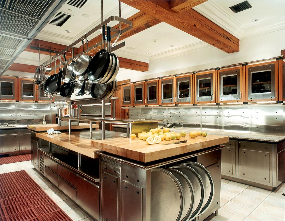 Commercial Kitchen Design Layout | Kitchen Layout & Decor Ideas